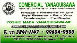 Comercial Yanaguisawa